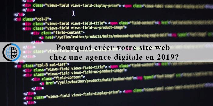Pourquoi créer votre site web chez une agence digitale ?