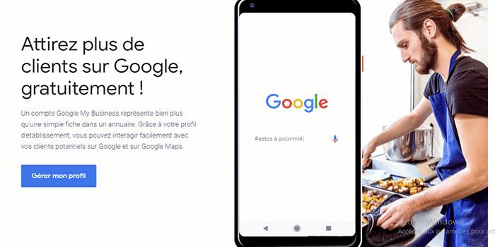 Accroître sa visibilité et acquérir des clients grâce au référencement local en Côte  d'Ivoire avec Google My Business